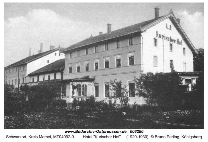 Schwarzort,  Kurischer Hof