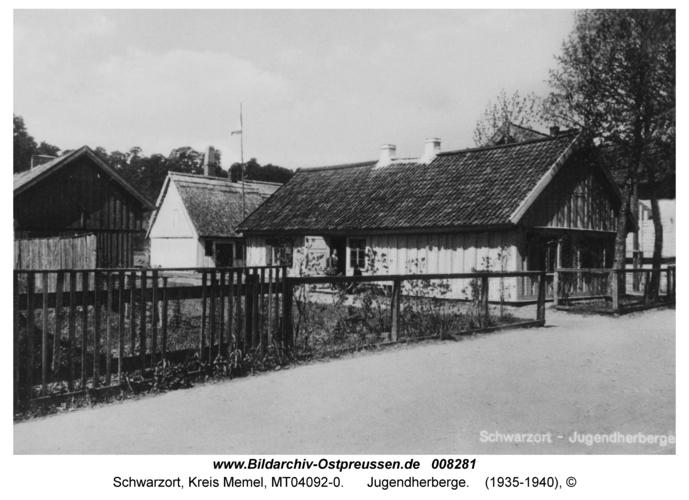 Schwarzort, Jugendherberge