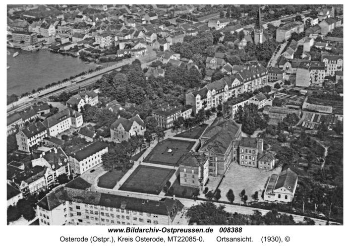 Osterode, Ortsansicht