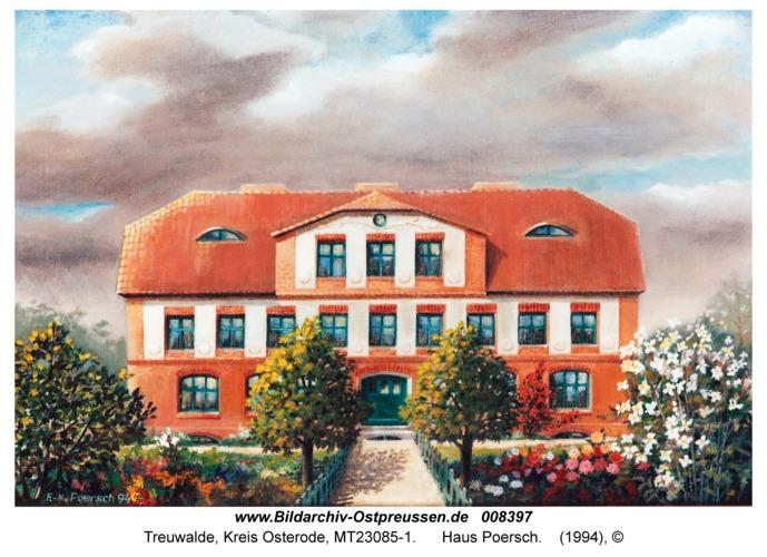 Treuwalde, Haus Poersch