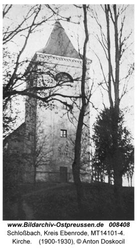 Schloßbach, Kirche
