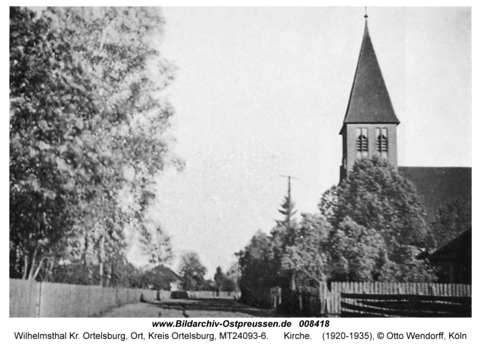 Wilhelmsthal, Kirche