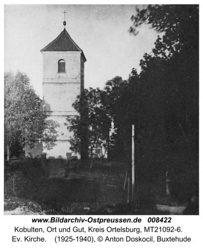 Kobulten, Kirche