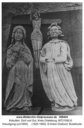 Kobulten, Kreuzigung (um 1600)