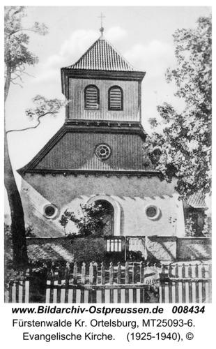 Fürstenwalde, Ev. Kirche