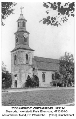 Ebenrode, Ev. Pfarrkirche