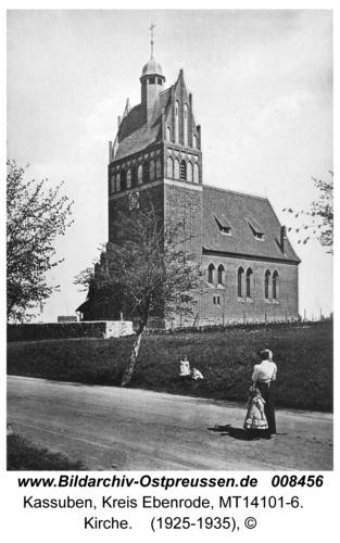 Kassuben, Kirche