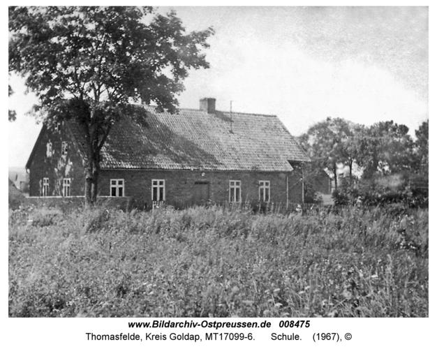 Thomasfelde, Schule