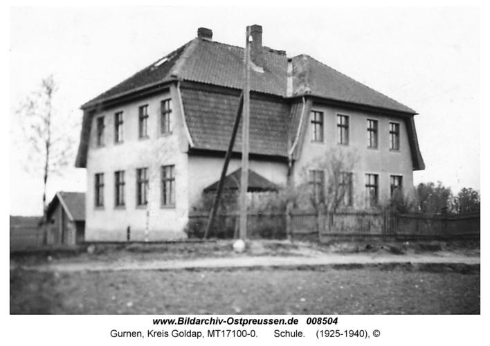 Gurnen, Schule
