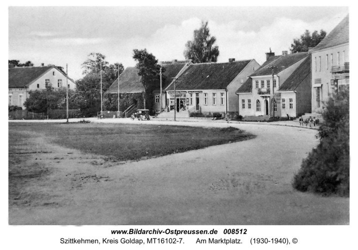 Wehrkirchen, Am Marktplatz