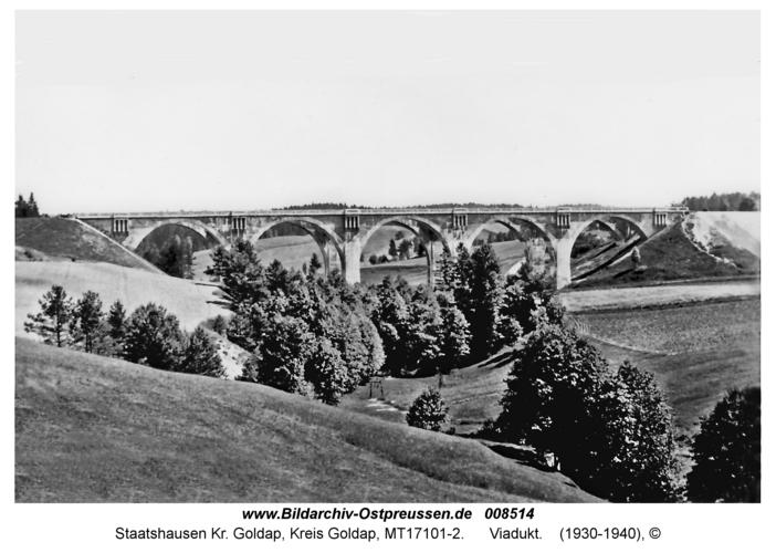 Staatshausen, Viadukt