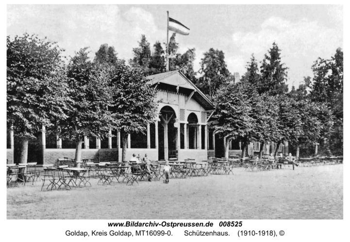 Goldap, Schützenhaus