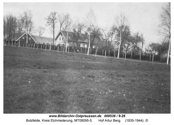 Bolzfelde 6, Hof Artur Berg