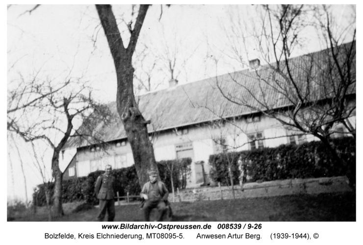 Bolzfelde 7, Anwesen Artur Berg