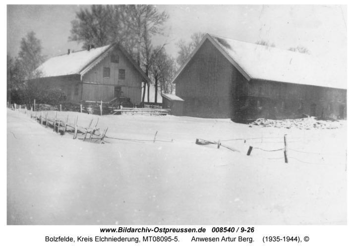Bolzfelde 8, Anwesen Artur Berg