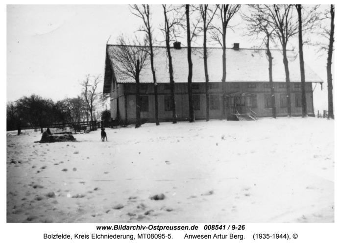Bolzfelde 9, Anwesen Artur Berg