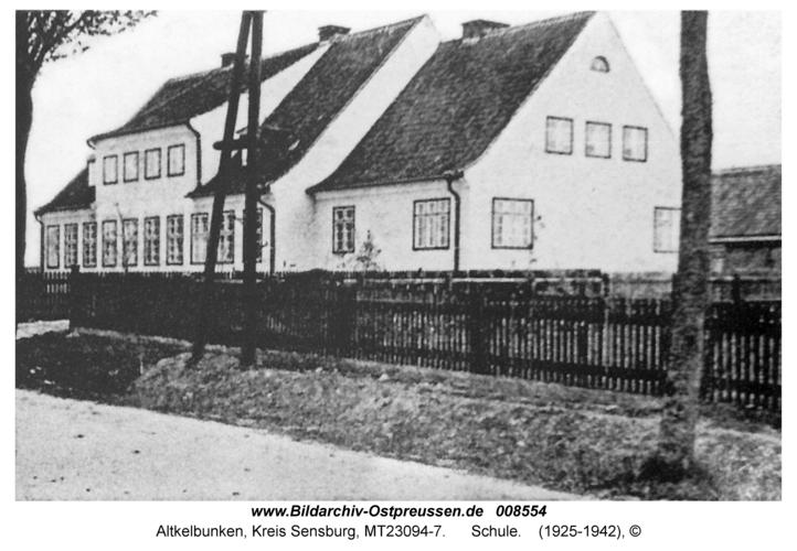 Altkelbunken, Schule