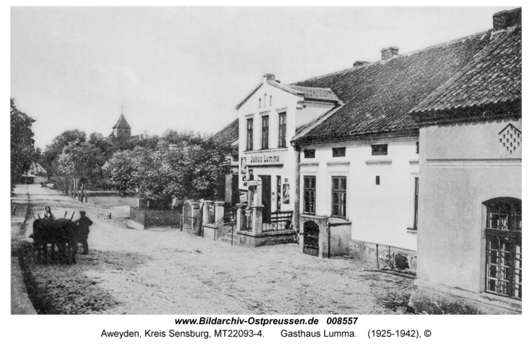 Aweyden, Gasthaus Lumma