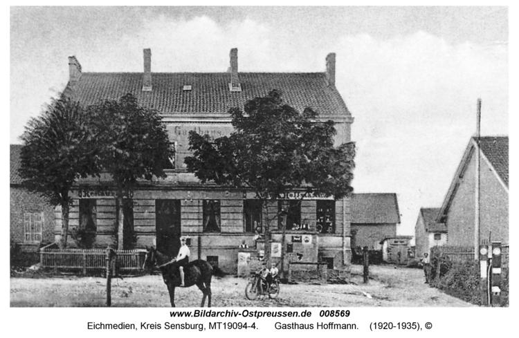 Eichmedien, Gasthaus Hoffmann