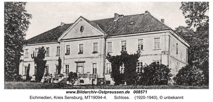 Eichmedien, Schloß
