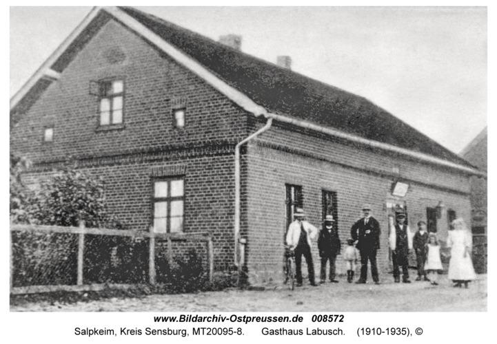Salpkeim, Gasthaus Labusch