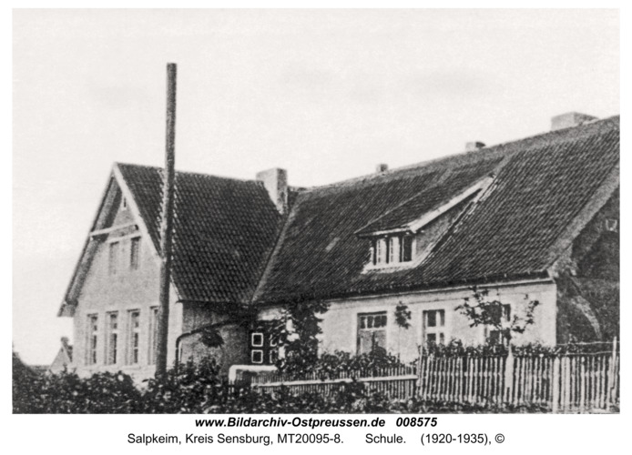 Salpkeim, Schule