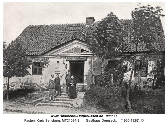 Fasten, Gasthaus Drenseck