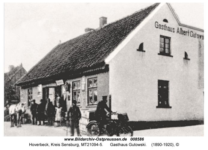 Hoverbeck, Gasthaus Gutowski