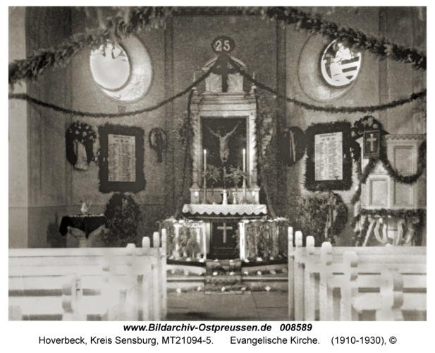 Hoverbeck, Evangelische Kirche