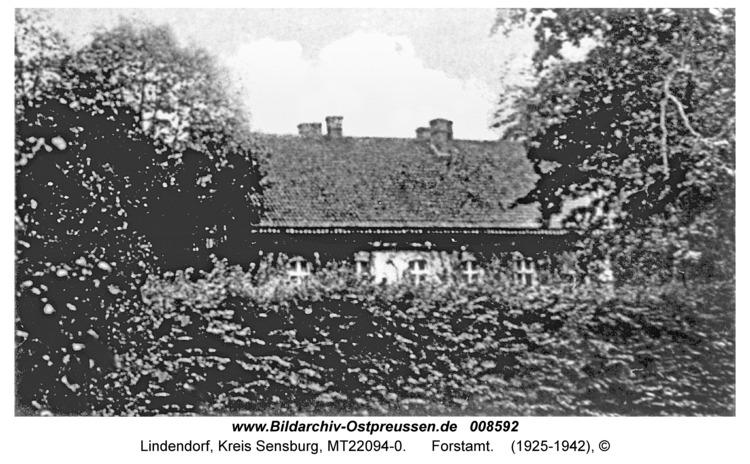 Lindendorf, Forstamt