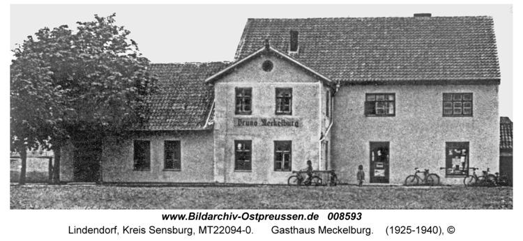 Lindendorf, Gasthaus Meckelburg