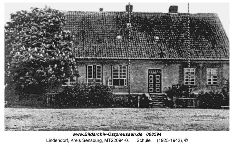 Lindendorf, Schule