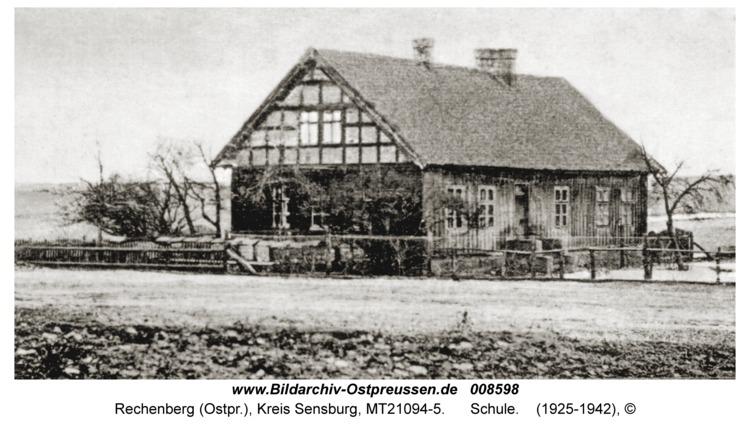 Rechenberg, Schule