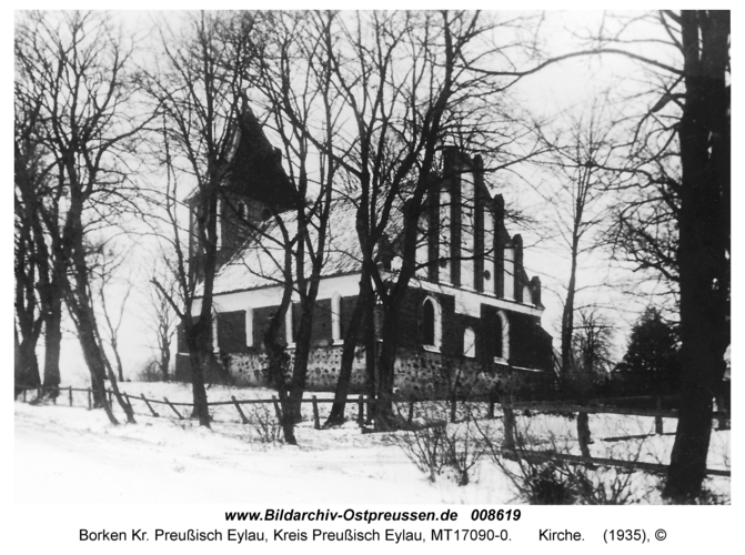 Borken, Kirche