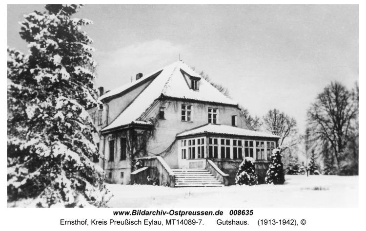 Ernsthof, Gutshaus