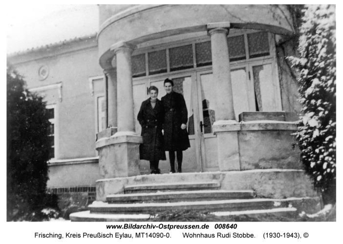 Frisching, Wohnhaus Rudi Stobbe