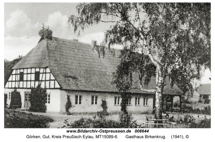 Görken, Gasthaus Birkenkrug