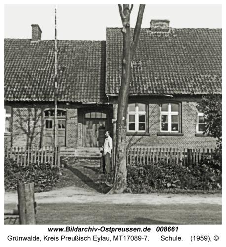 Grünwalde, Schule