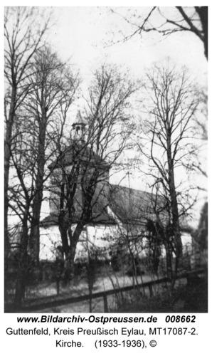 Guttenfeld, Kirche