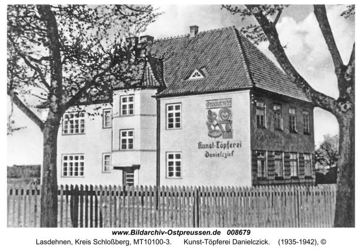 Haselberg, Kunst-Töpferei Danielczick