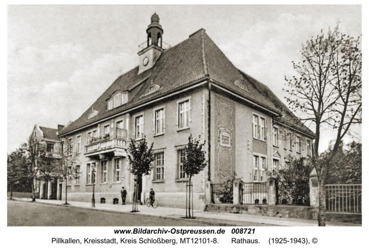 Schloßberg, Rathaus