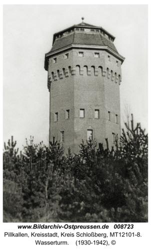 Schloßberg, Wasserturm