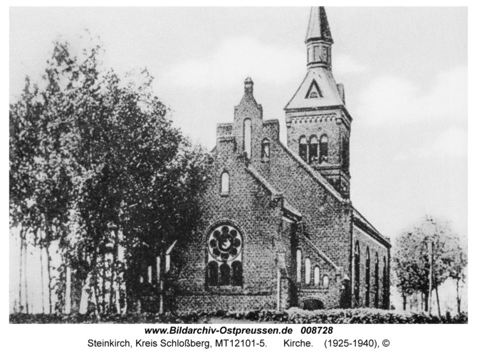 Steinkirch, Kirche