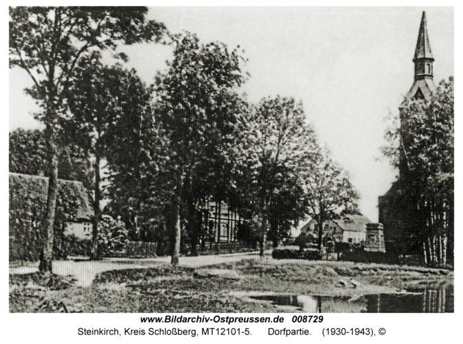 Steinkirch, Dorfpartie