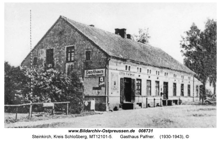 Steinkirch, Gasthaus Palfner