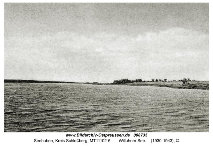 Willuhnen, Willuhner See