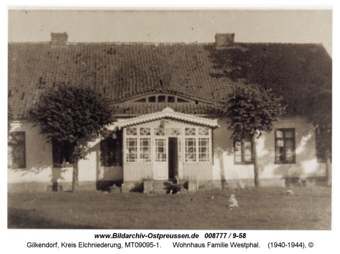 Gilkendorf 3, Wohnhaus Familie Westphal