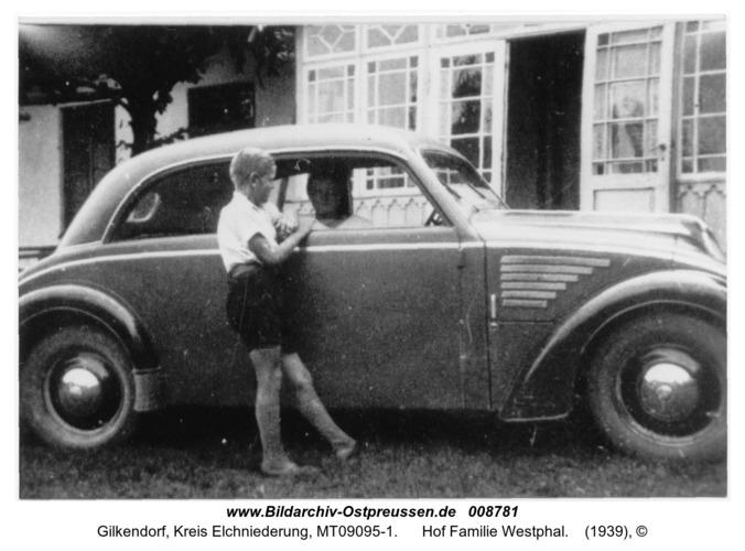 Gilkendorf 5, Hof Familie Westphal
