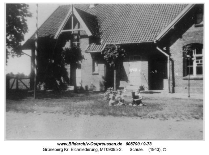 Grüneberg, Schule