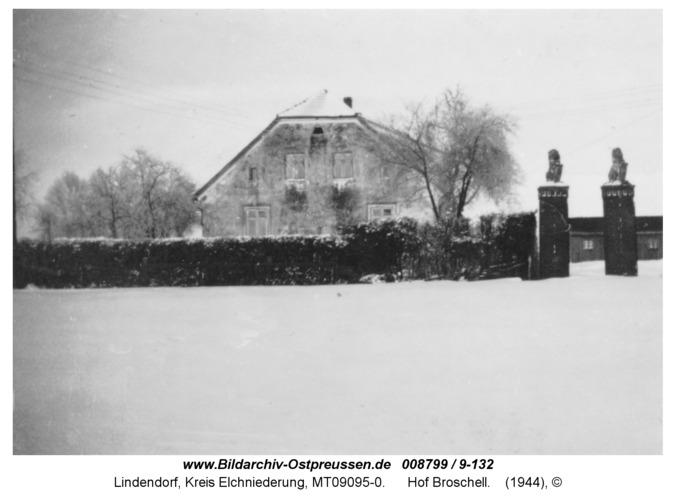 Lindendorf 9, Hof Broschell